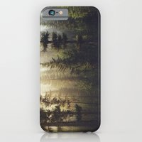 forest iPhone & iPod Cases featuring Sunrise Forest by Kevin Russ