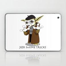 Jedi Mime Tricks Laptop & iPad Skin
