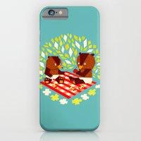 Picknick Bears iPhone 6 Slim Case