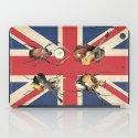 Meet the Beetles (Union Jack Option) iPad Case