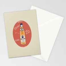 Club-Mate Stationery Cards