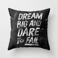 II. Dream big Throw Pillow