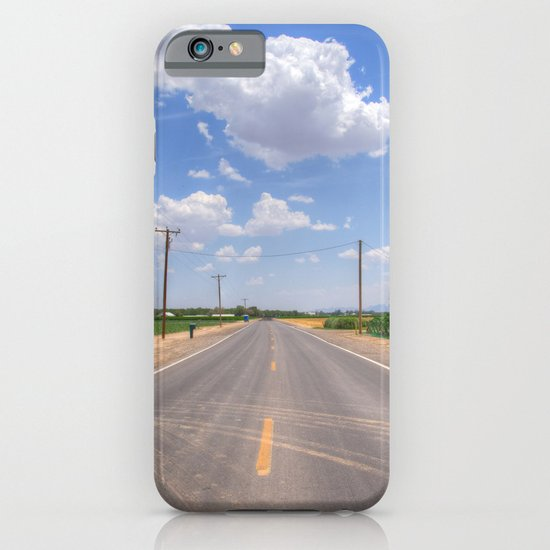 Lonesome Road iPhone & iPod Case