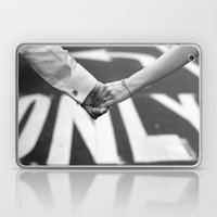 Hand In Hand | Love | Engagement Laptop & iPad Skin