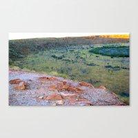 Wolf Creek Canvas Print