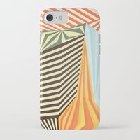fall iPhone & iPod Cases featuring Yaipei by Anai Greog