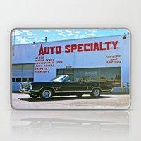 Auto Specialty shop Laptop & iPad Skin