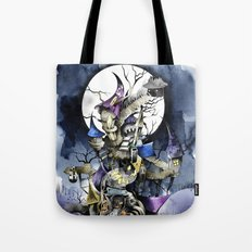 The Nightmare Before Chr… Tote Bag