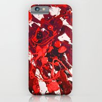 iPhone & iPod Case featuring Sanguine, My Brother by Steve Hamilton