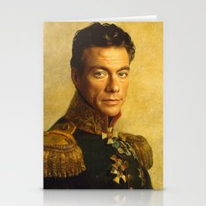 Jean Claude Van Damme - … Stationery Cards