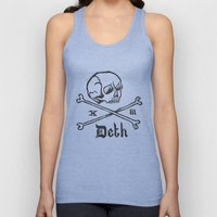 Lucky Number Unisex Tank Top