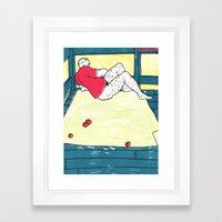 In Home (4) Framed Art Print