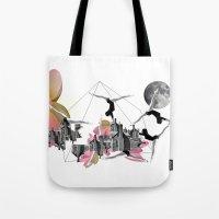 Magical Attack Tote Bag