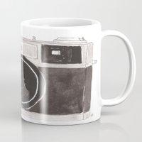 My Camera, Your Camera Mug