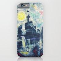Magical City Evening iPhone 6 Slim Case