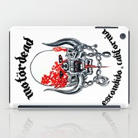 Motordead iPad Case