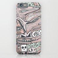 Hirsute iPhone 6 Slim Case