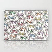 I Want To Ride My Bicycl… Laptop & iPad Skin