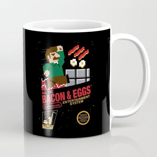 All the Bacon and Eggs Mug