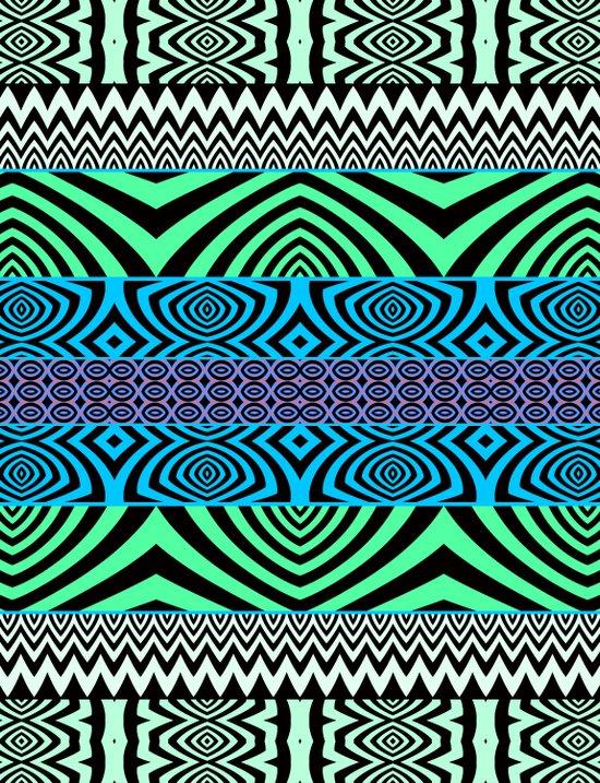 Mix #99 Art Print