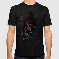 Afternoon Break Mens Fitted Tee Tri-Black SMALL