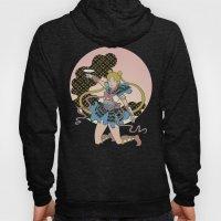 Samurai Moon Hoody