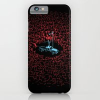 iPhone & iPod Case featuring The Herd by Charity Ryan