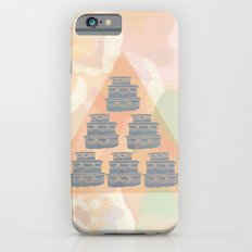 Cake and Flowers Slim Case iPhone 6s
