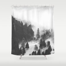 Valley Of Secrets #socie… Shower Curtain