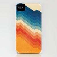 iPhone 4s & iPhone 4 Cases featuring Barricade by Tracie Andrews