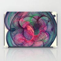 Phantom Heart Nebula I iPad Case