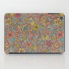 Doodles Garden iPad Case