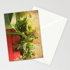 Flower Pots Stationery Cards