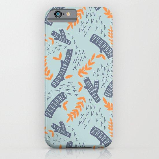 Logs iPhone & iPod Case