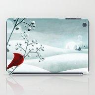 Cardinal By Friztin iPad Case