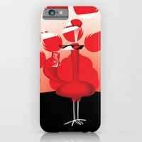 iPhone & iPod Case featuring The PeaCoke by drawgood