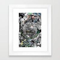 Untold Truth Framed Art Print
