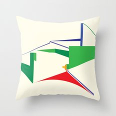 Reformed Church Throw Pillow