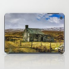 Derilict in the Yorks Dales iPad Case