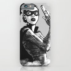 asian hitgirl iPhone 6 Slim Case