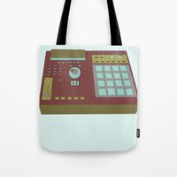 MPC 2000XL  Tote Bag
