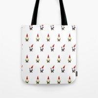 Gnome Love Tote Bag