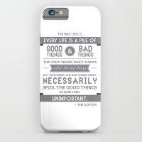 Good Things & Bad Things… iPhone 6 Slim Case