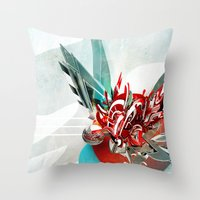 Búsqueda Throw Pillow