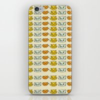 Cat Trio iPhone & iPod Skin