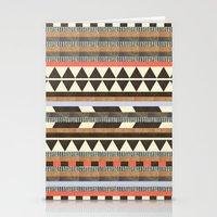 DG Aztec No.1 Stationery Cards