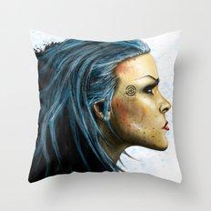 In Need of Repair Throw Pillow