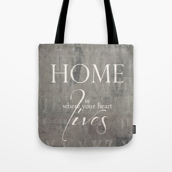 sweet home Tote Bag