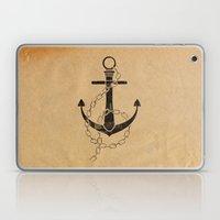 Anchor Print Laptop & iPad Skin