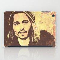JOHNNY DEEP ONE iPad Case